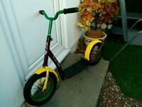 Kids Off-Road Scooter