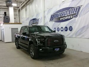 2016 Ford F-150 Lariat Special Edition W/ Ecoboost, Twin Roof