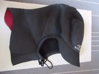 O'Neill wet suit hood Size Large