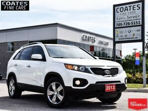 2013 Kia Sorento EX w/Snrf ~ Fully loaded ~