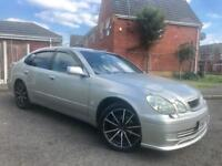 LEXUS GS 300 GS300 NAVIGATOR, AUTO, PETROL, 2002, TOP SPEC WITH ALL EXTRAS, DRIVES EXCELLENT