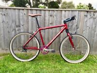 Cannondale F500 Mountain Bike