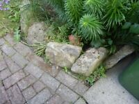 Large rockery stones approx 60 pces ideal garden landscaping - CHEAP