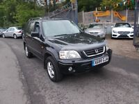 Honda Cr-V 2.0 ES Station Wagon 5dr (sun roof, a/c) LADY OWNER FOR THE LAST 14 YRS
