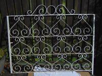 3 Meter Wide Steel Driveway Gates