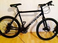 Carrera mountain bike in EXELlENT conditions it can be delivered