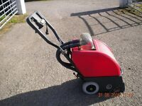 Carpet cleaning and car valeting machine