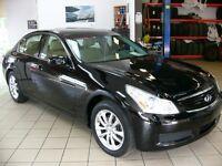 2008 Infiniti G35 Sedan Luxury/Sport AWD Garantie 1an/20 000km