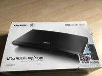 SAMSUNG UBD-K8500 4K UHD Blu-Ray!!