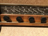 Pye vintage valve radio