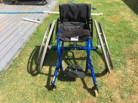 Top end T5 tennis wheelchair