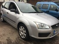 FORD FOCUS LX 1.8 TDCI - 55 PLATE (2006) - 6 MONTHS MOT - **BARGAIN