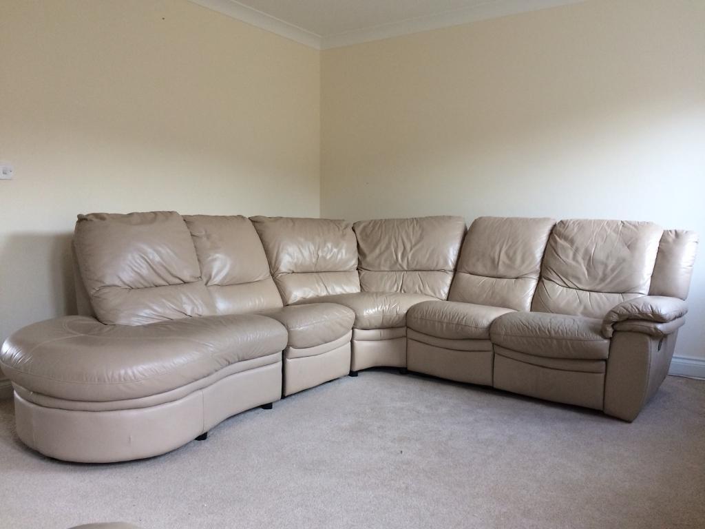 8 Seater Corner Sofa