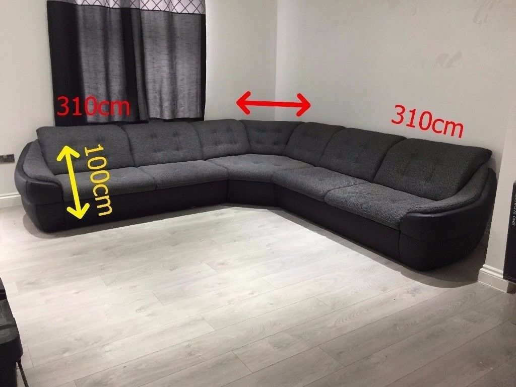 New Sofa used one month 310cm*100cm