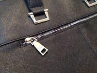 Prada Black Nylon Briefcase In Excellent Condition
