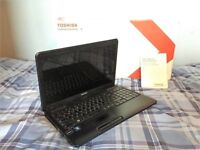 Toshiba Satellite C650D-12C Boxed Laptop Notebook