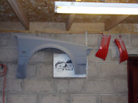 Toyota mr2 mk1 front wings,front quarter panels and parts.