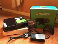 XBox One Console & Game. IDEAL XMAS PRESENT! £160!! O.N.O