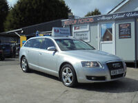 2008 AUDI A6 TDI SE SAT/NAV FULL LEATHER..FINANCE AVAILABLE ON ALL CARS