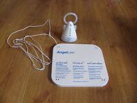 Angel care baby movement sensor monitor