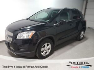 2015 Chevrolet Trax Rmt Start|Camera|Sensors|Htd Seats|New Tires