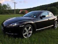 Mazda Rx8 / Rx-8 Kuro 2007 - Limited Edition (Not Bmw Audi Mercedes Vauxhall VW) Stunning Exemplary