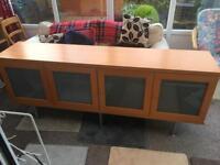 Ikea sideboard/ display unit