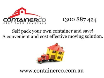 Containerco Pty Ltd Sydney Region Preview