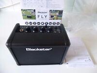 BLACKSTAR 3W MINI AMP - FAULTY WILL NOT POWER ON