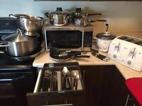 Multiple items for kitchen and living room