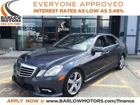 2011 Mercedes-Benz E-Class E350 4MATIC Premium luxury *Everyone