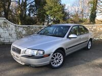 2001 Volvo S80 2.4 **1 former keeper** 13 service stamps*