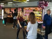Sales Assistant at UP Dessert Deli: Clapham Junction Station