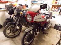 MOTORBIKES & MOPEDS WANTED