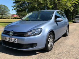 Volkswagen GOLF 2.0 TDi - Excellent condition inside and out