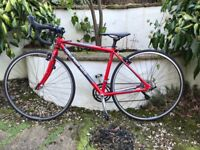 Islabike Luath 700 small - child's cyclocross road racing bike