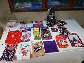 Joblot of Christmas stock