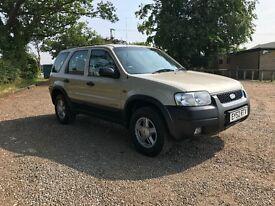 2002 Ford Maverick 2.0 XLT