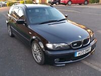 BMW 330D M Sport touring. FSH and many upgrades