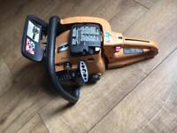 JCB chainsaw CS38