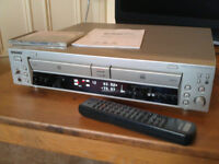 Sony RCD W100 2-Disc CD Recorder