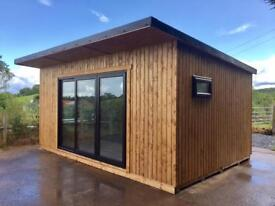 Quality custom made sheds, garden room, summerhouses, cabin, office