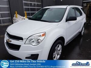 2014 Chevrolet Equinox LS AWD! BLUETOOTH! CRUISE CONTROL! POWER