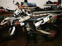 Ktm250 2007 Mint