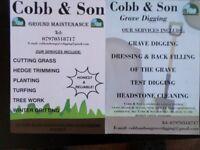 COBB & SON GARDENING & GROUND MAINTENENCE