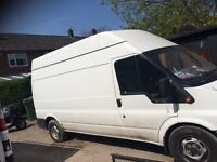 Ford transit 90 t350 high top