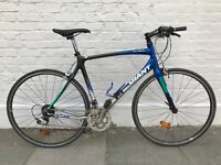 """Giant FCR Alliance 105 Full Carbon Hybrid Bike 2009 (22""""/56cm)"""