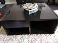 Ikea Square coffee table