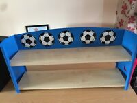 Boys Football shelf for sale - Excellent Condition