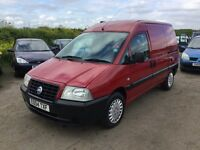 2004 DIESEL FIAT SCUDL CAMPER CONVERSION LOVELY DRIVING CAMPER IN VGCONDITION 1yrs mot any trial